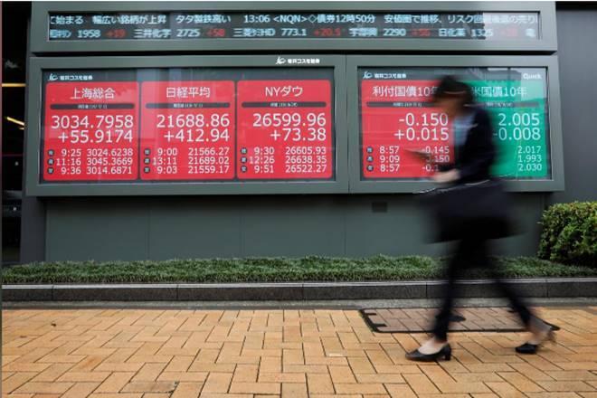 Chứng khoán châu Á tăng sau tín hiệu tích cực từ Fed