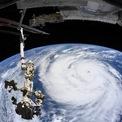 <p> Bão Ida nhìn từ Trạm Không gian Quốc tế (ISS). Ảnh: <em>NASA.</em></p>