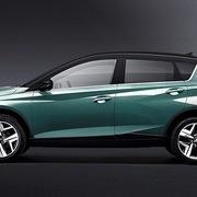 Hyundai Casper - SUV hoàn toàn mới có thể ra mắt vào cuối năm nay