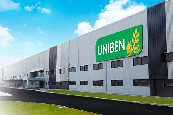 CTCP Uniben - chủ sở hữu thương hiệu Mì 3 Miền. Ảnh: Uniben