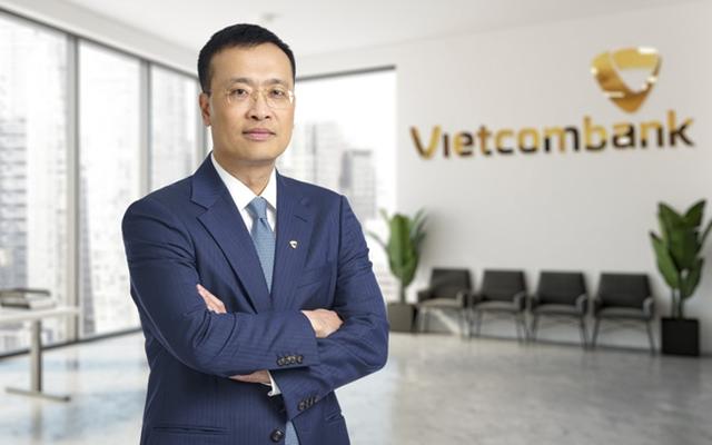 Tân chủ tịch Vietcombank Phạm Quang Dũng