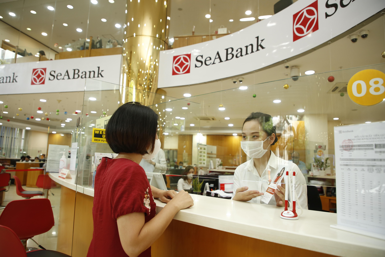 SeABank lãi trước thuế 6 tháng gần 1.557 tỷ đồng