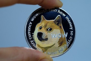 'Cá voi' đang tích trữ Dogecoin