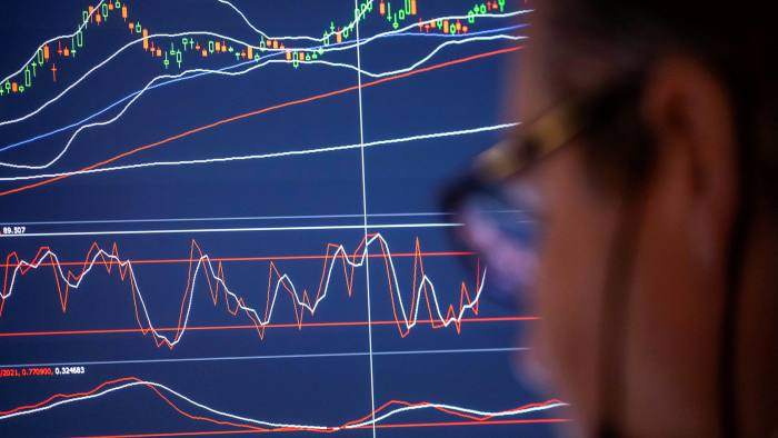 Sợ thị trường đi xuống, nhà đầu tư Mỹ tăng cường phòng hộ bằng phái sinh