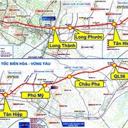 Rà soát nội dung cao tốc Biên Hòa - Vũng Tàu hơn 18.800 tỷ đồng