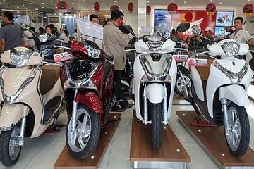 Honda SH350i - Miếng mồi ngon để đại lý 'móc túi' người tiêu dùng