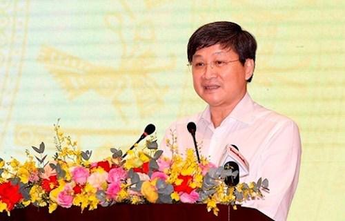 Tổ Công tác đặc biệt của Thủ tướng do Phó Thủ tướng Lê Minh Khái làm Tổ trưởng.