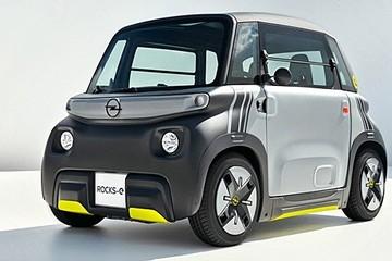 Opel Rocks-e - ôtô điện tí hon giá 8.100 USD