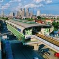 <p> Một dự án đã khởi công 10 năm qua đến nay vẫn chưa đưa vào khai thác là công trình đường sắt Cát Linh - Hà Đông, có tổng chiều dài là 13,8 km chạy qua địa bàn các quận Đống Đa, Thanh Xuân, Từ Liêm và Hà Đông. Với kỳ vọng đầu tư đồng bộ để tạo kết nối với các tuyến đường sắt đô thị khách giữa nội đô Hà Nội và ngoại thành, tuy nhiên, sau 1 thập kỷ, các dự án đều chậm tiến độ, không đồng bộ. Đây là một trong số ít dự án ở thủ đô có nguy cơ khó phát huy hiệu quả. <em>Ảnh: Hoàng Hà</em></p>