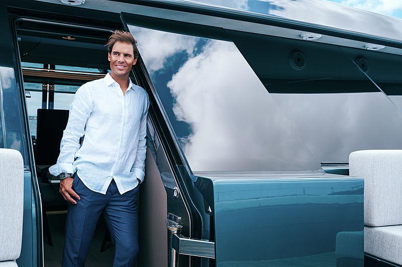 Có gì bên trong du thuyền được mệnh danh 'dinh thự nổi' của Rafael Nadal?