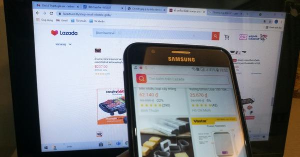 Đề nghị miễn thuế cho hàng thương mại điện tử.
