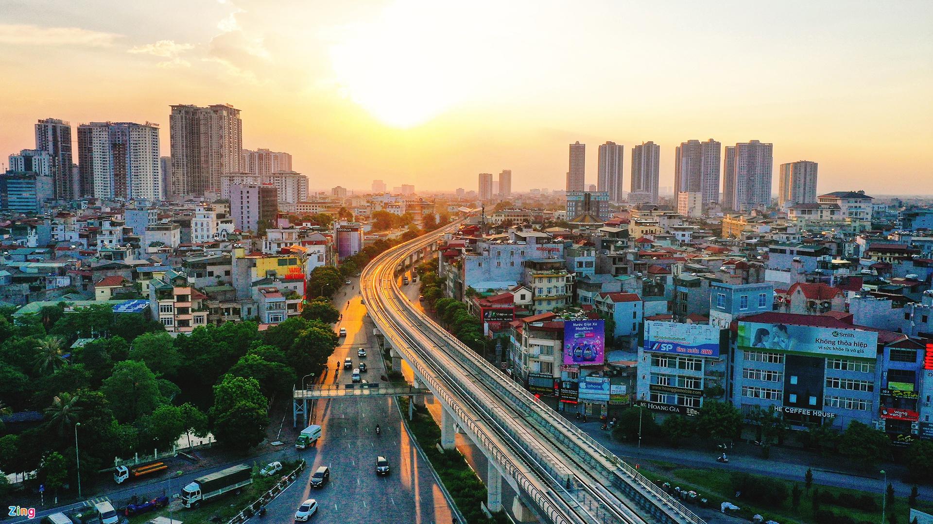 Diện mạo Hà Nội qua những dự án giao thông nghìn tỷ