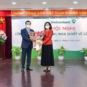 Vietcombank bổ nhiệm Bí thư Đảng ủy và người phụ trách ban điều hành