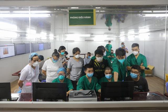Quận đầu tiên ở TP HCM công bố kiểm soát được dịch
