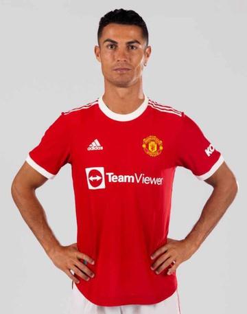 Cristiano Ronaldo sẽ mang áo số 7. Ảnh: MUFC.