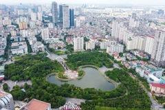 Hà Nội sẽ có tháp trung tâm tài chính và khu outlet quy mô lớn