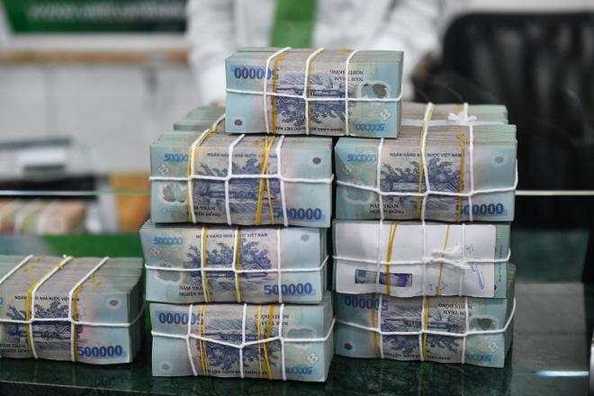 'Phải thu' của ngân hàng tăng trong đại dịch