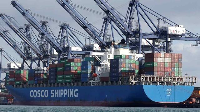 Ngành vận tải biển Trung Quốc 'trúng đậm' nhờ cước phí tăng