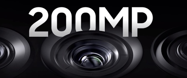 Samsung sắp ra mắt cảm biến camera 200 MP.