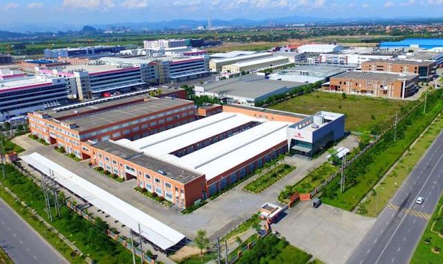 Việt Nam sẽ có số khu công nghiệp gấp 1,5 lần hiện nay.