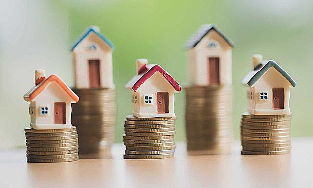 Chia nhỏ căn nhà, bán giá 3 triệu đồng một phần