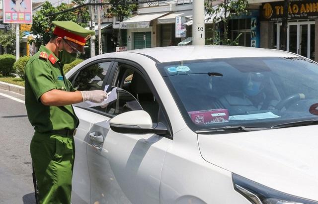 Sau ngày 8/9, nhiều địa bàn vùng xanh ở Nha Trang được nới lỏng giãn cách. Ảnh: Xuân Hoát.