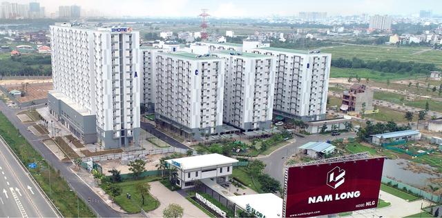 Nam Long công bố danh sách nhà đầu tư mua cổ phiếu riêng lẻ, không có Gelex