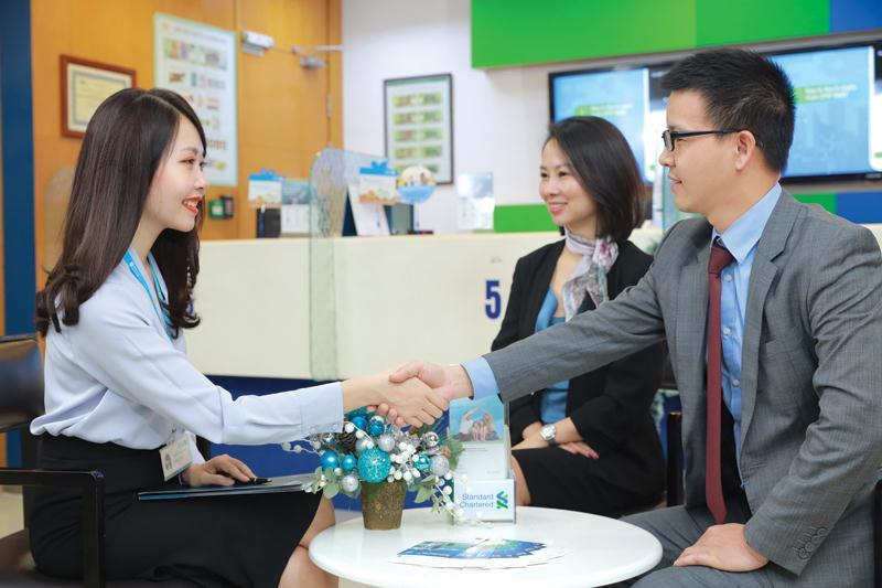 Standard Chartered Việt Nam tăng vốn lên hơn 6.900 tỷ đồng