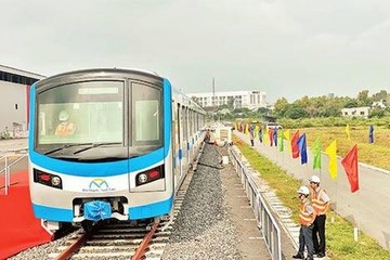 Gỡ vướng về vốn cho 2 tuyến metro số 1 và số 2
