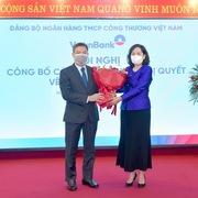 Ông Trần Minh Bình làm Chủ tịch VietinBank