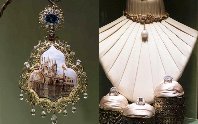 Trang sức xa xỉ của Dolce & Gabbana gây choáng ngợp