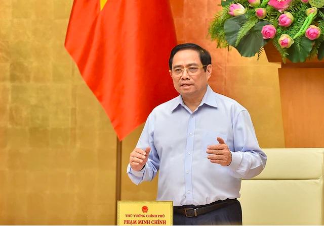 Thủ tướng Phạm Minh Chính.