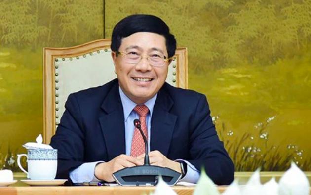 Ông Phạm Bình Minh được phân công làm Phó Thủ tướng Thường trực