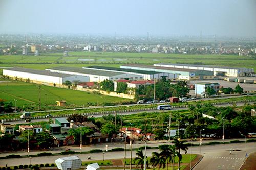 VCCI đề nghị giảm 50% tiền thuê đất cho doanh nghiệp