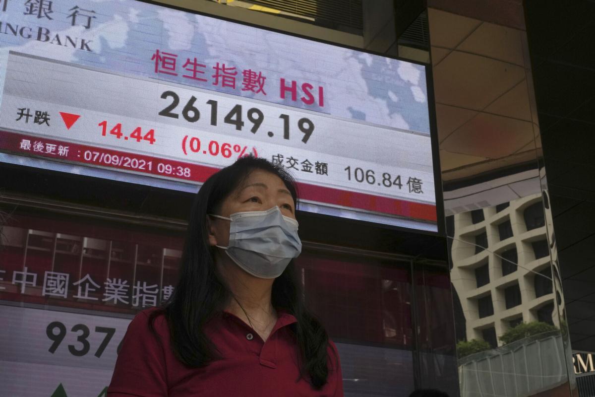 Nhật Bản điều chỉnh tăng GDP quý II, chứng khoán châu Á trái chiều