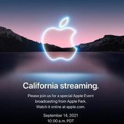 Apple ấn định ngày ra mắt iPhone 13