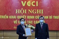 VCCI có chủ tịch mới