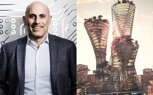 Tỷ phú cựu giám đốc điều hành Walmart xây dựng thành phố trên sa mạc, chi phí dự tính 400 tỷ USD