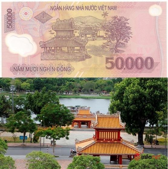 Những địa danh xuất hiện trên các đồng tiền Việt Nam - Ảnh 9.
