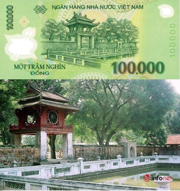 Những địa danh xuất hiện trên các đồng tiền Việt Nam - Ảnh 10.