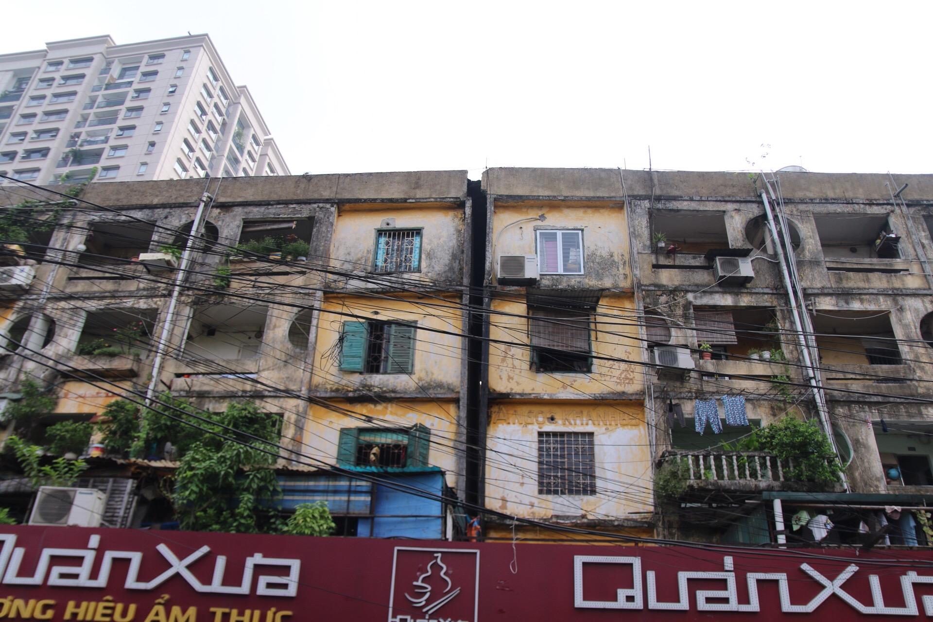 Cải tạo chung cư cũ tại Hà Nội: Giải bài toán lợi ích