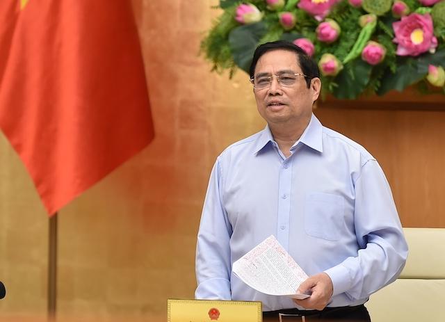 Thủ tướng: Phải chấm dứt tình trạng khai thác thủy sản trái phép chậm nhất vào cuối năm nay