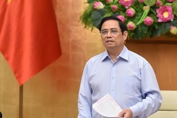 Thủ tướng: Chấm dứt khai thác thủy sản trái phép chậm nhất vào cuối năm nay