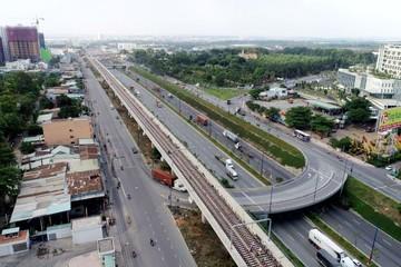 Chật vật hơn 15 năm, tuyến metro số 1 tiếp tục xin lùi đích tới 2024