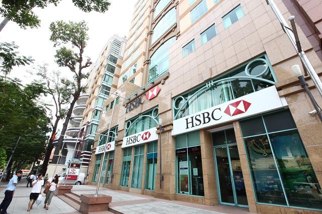 HSBC Việt Nam cung cấp gới tiền gửi xanh. Ảnh: HSBC.