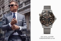 Cách Omega 'thế chân' Rolex trở thành đồng hồ được ưa chuộng trên tay điệp viên James Bond