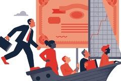 Khối ngoại đã mua ròng hơn 10.800 tỷ đồng trái phiếu Chính phủ sau 8 tháng