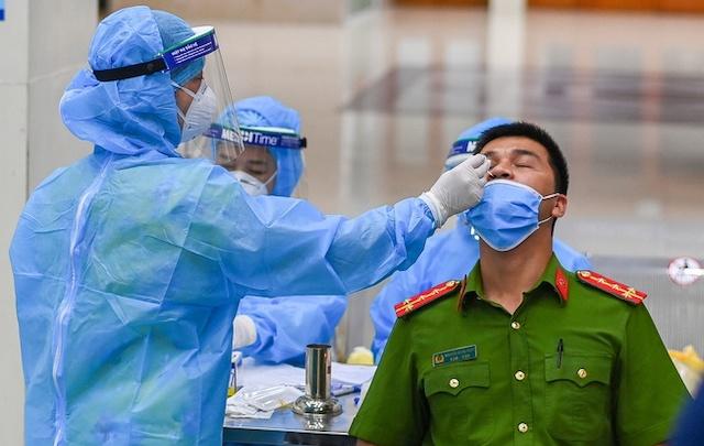 Ngày 9/9: Thêm 12.420 ca nhiễm Covid-19, TP HCM có 5.549 bệnh nhân
