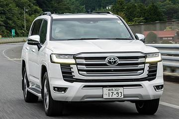 Khách mua Toyota Land Cruiser phải chờ 4 năm