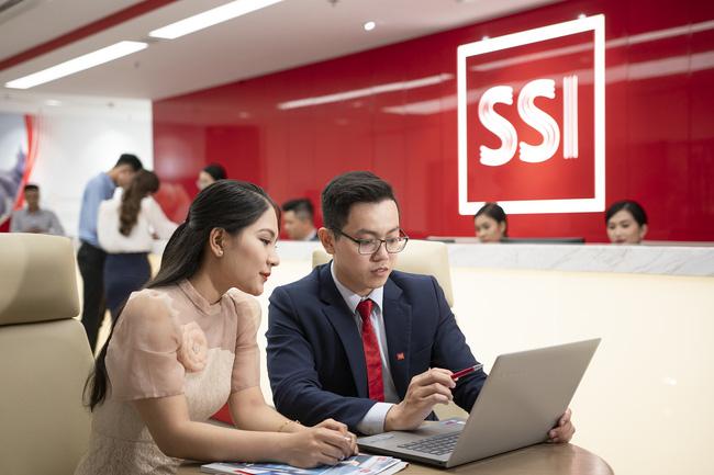 Thanh khoản CW của SSI chiếm 75% giá trị toàn thị trường